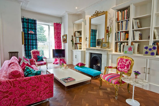 eclectic-living-room