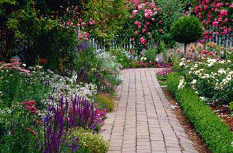 Landscaping Walkways And Paver Designs Home N Gardening Tips